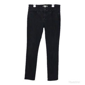 Lucky Brand Black Lolita Skinny Jeans 4/27